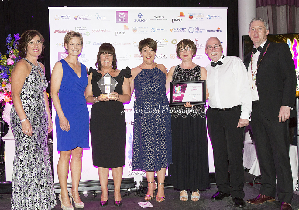 Past Winners 2018 Wexford Business Awards 2019